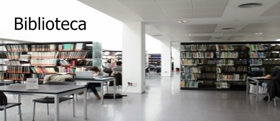 Servicio biblioteca